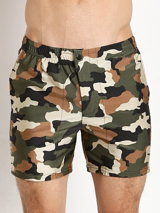 Complete the look: LASC Swim Shorts Camouflage