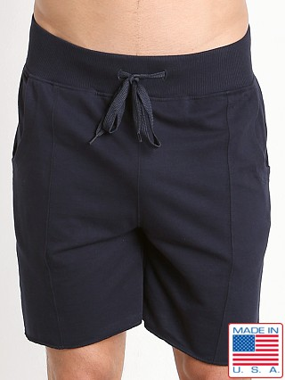 LASC Sturdy Pocket Workout Short Navy