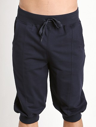 Complete the look: LASC 3/4 Yoga Jogger Short Navy