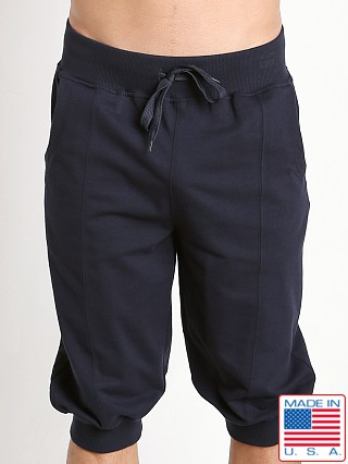 LASC 3/4 Yoga Jogger Short Navy