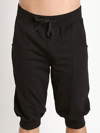 Complete the look: LASC 3/4 Yoga Jogger Short Black