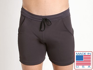 LASC Performance Mesh Workout Short Grey