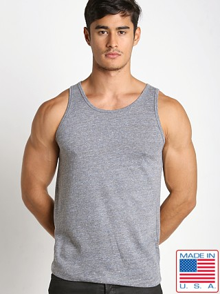 LASC Tank Top Gray Confetti