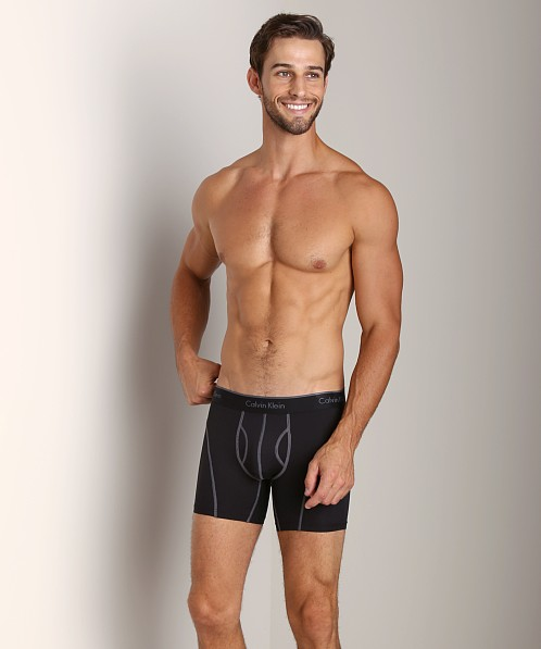 Calvin Klein Athletic Boxer Brief Black