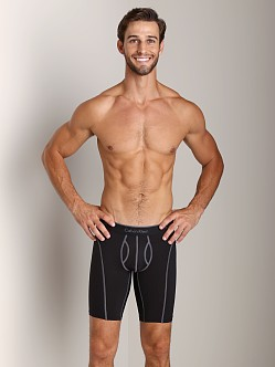 Calvin Klein Athletic Cycle Short Black