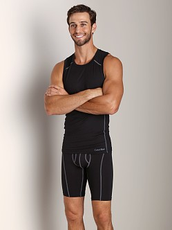 Calvin Klein Athletic Tank Top Black