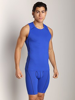 Calvin Klein Athletic Tank Top Deep Ultra Marine