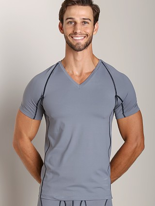 Calvin Klein Athletic V-Neck Shirt Spear