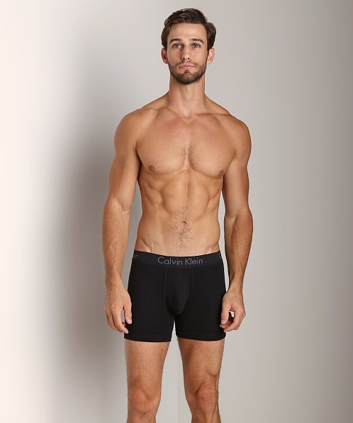 Calvin Klein Body 2-Pack Boxer Brief Black