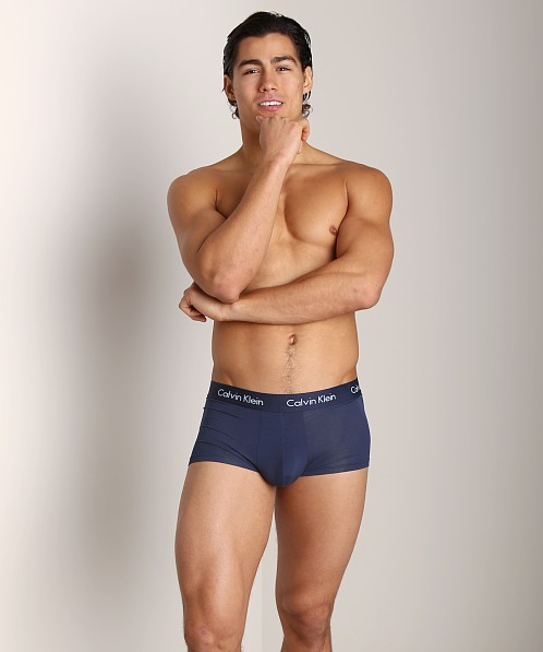 Calvin Klein Body Modal Trunk Blue Shadow