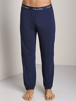 Calvin Klein Body Modal PJ Pant Blue Shadow