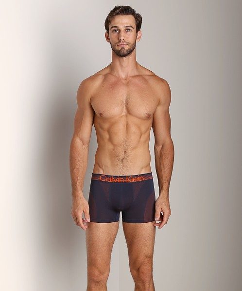 Calvin Klein Concept Micro Low Rise Trunk Blue Shadow