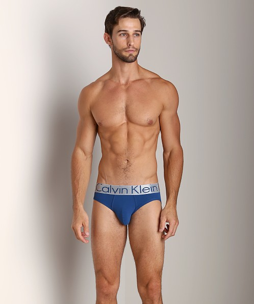 Calvin Klein Steel Micro Hip Brief Arctic Night