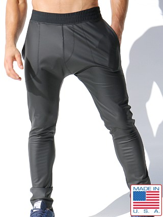 Rufskin Asphalt Rubber/Poly Pocket Sport Pants Black