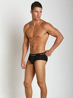 Clever Basic Brief Black