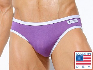 Rufskin Virgo Rayon Hip Brief Lavender