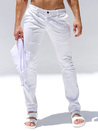 Rufskin Texido Low Rise Jeans Optic White