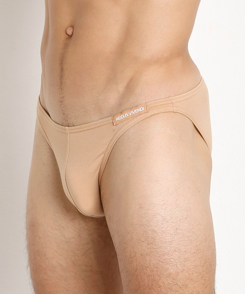 Modus Vivendi Fresh Low Cut Brief Beige