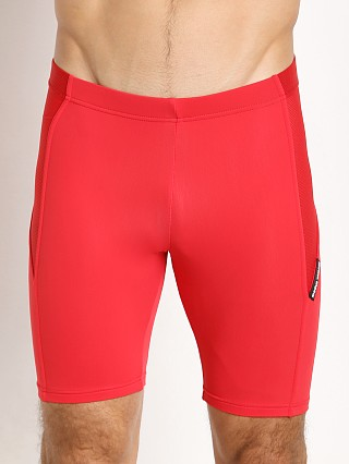 Modus Vivendi Active Mesh Cycle Short Red