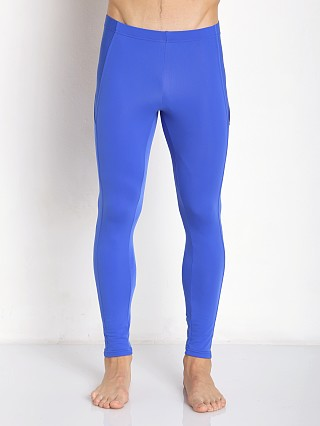 Modus Vivendi Active Mesh Leggings Blue
