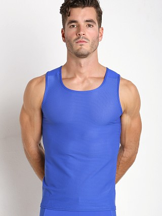 Complete the look: Modus Vivendi Active Mesh Tanktop Blue