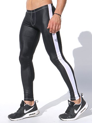 Rufskin Circuit Stretch Sport Leggings Black