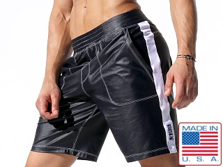 Rufskin Daytona Stretch Sport Shorts Black