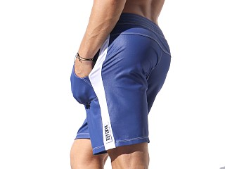 Rufskin Daytona Stretch Sport Shorts Pacific Blue