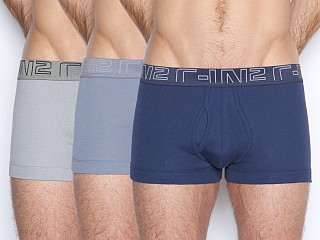 C-IN2 Trunks 3-Pack Navy/Blue/Grey