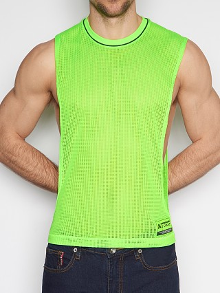 C-IN2 Scrimmage Lift Tank Martinez Green