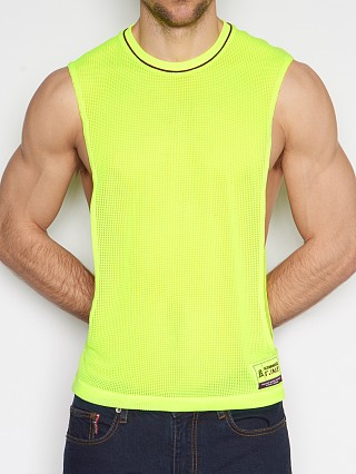C-IN2 Scrimmage Lift Tank Moscoso Yellow