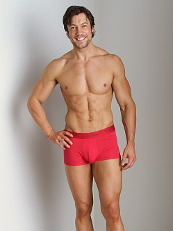 Calvin Klein Micro Modal Trunk Brilliant Red