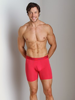 Calvin Klein Micro Modal Boxer Brief Brilliant Red