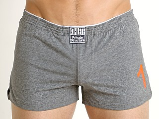 Private Structure Inner Bulge Lucky Boxer Charcoal Grey