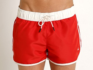 G-Star Dend Swim Shorts Flame