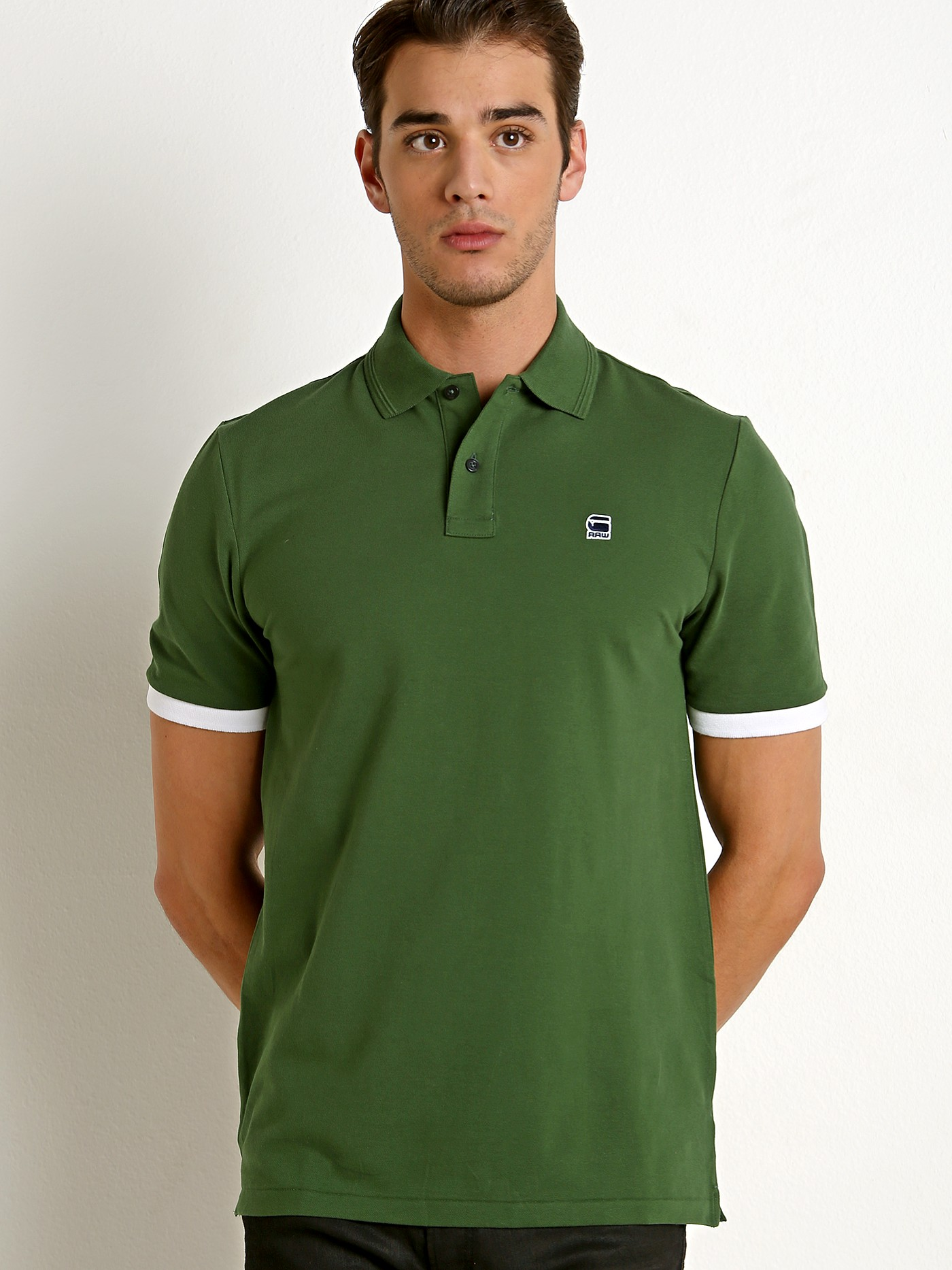 Polo Shirt With Black Dress Pants Cotswold Hire
