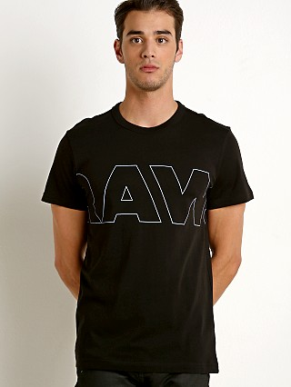 You may also like: G-Star RC Kremen T-Shirt Dk Black