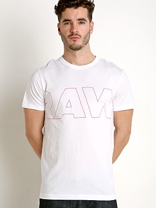 Complete the look: G-Star RC Kremen T-Shirt White