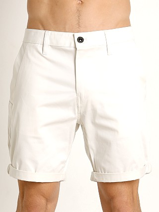 Complete the look: G-Star Bronson Premium Twill Shorts Milk