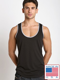 Pistol Pete Gunite Leisure Tank Top Black
