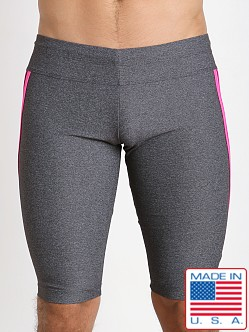 Pistol Pete Defender 3/4 Tight Charcoal Pink
