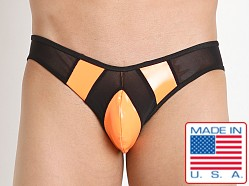 Pistol Pete Adonis Brief Orange