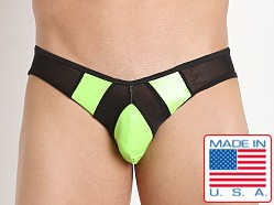 Pistol Pete Adonis Brief Lime