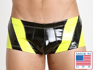 Pistol Pete Glow Swim Trunk Yellow