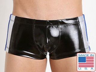 Pistol Pete Metallica Swim Trunk Black/Silver