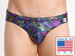 Pistol Pete Cosmic Swim Brief