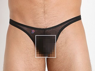You may also like: Joe Snyder Bulge Bikini Black Mesh