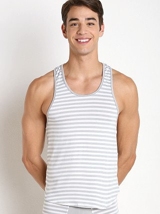 Complete the look: Modus Vivendi Wide Line Tanktop Grey