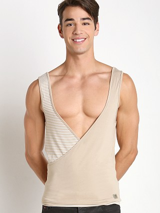 You may also like: Modus Vivendi Wide Line 2-Part Croise Tanktop Sand