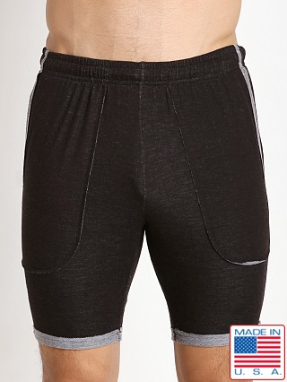 N2N Bodywear Gym Boy Slim Short Black